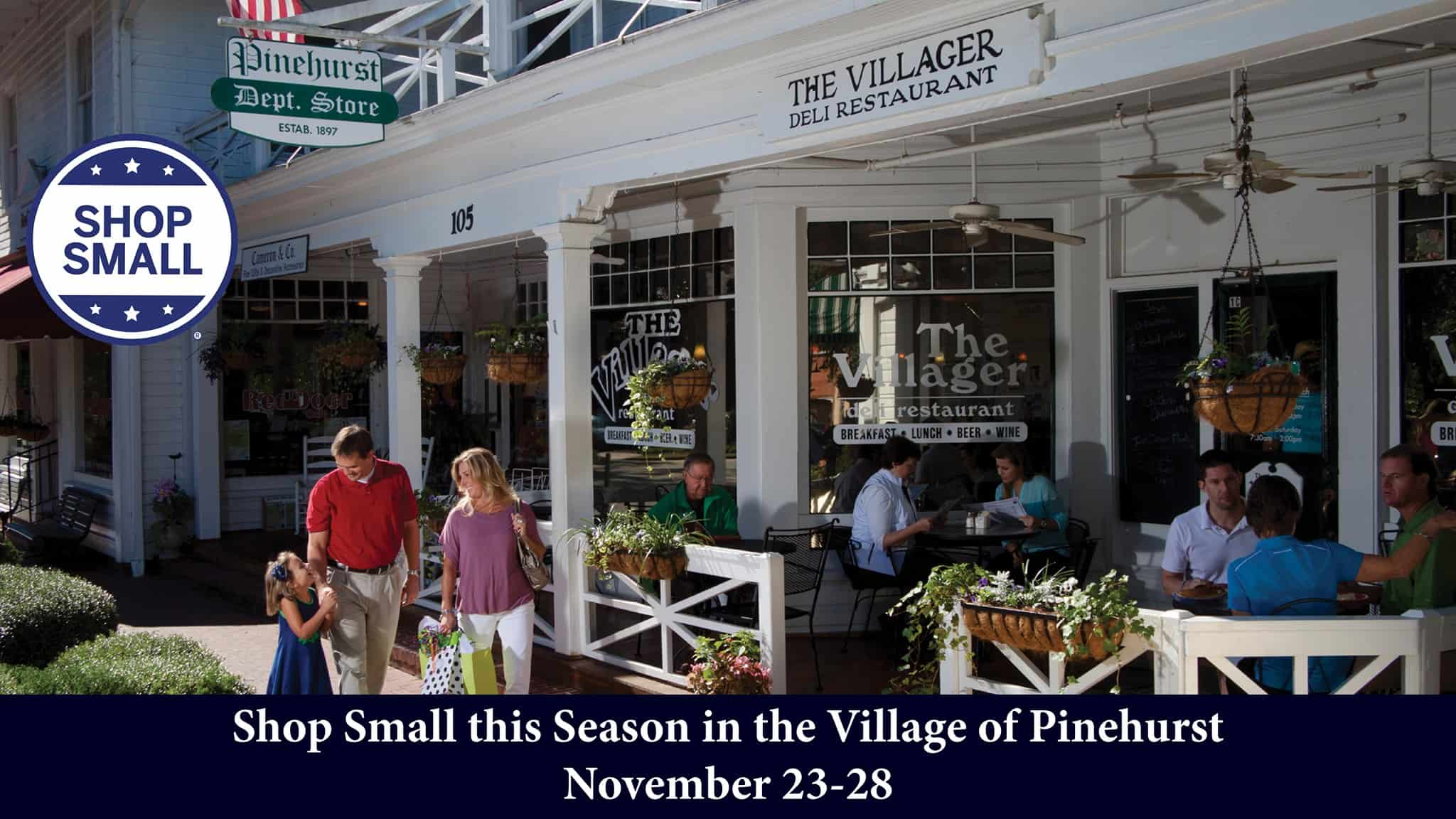 Shop Small Pinehurst